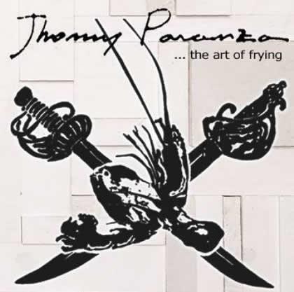 """Logo """"Johnny Paranza"""""""