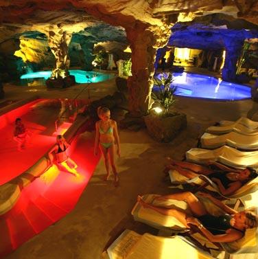 Centro Benessere: Tombolo Talasso Resort