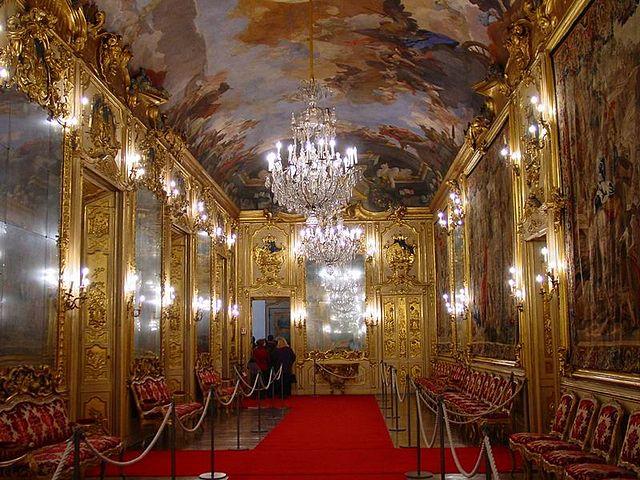 Gli affreschi del Tiepolo