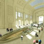 Un fresco look da Expo per la Stazione Centrale  di Milano