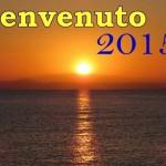 L'anno della svolta, felice 2015 a tutti!