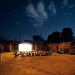 """Cinema du Desert"": two Italians strolling around the globe to spread culture and emotions"