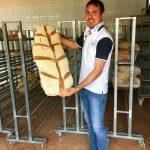 """ivan (""""Ivan il Re del Pane"""": dal pane ai biscotti, direttamente da cereali di coltivazione propria!)"""