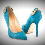 """turquish (Femminilita' e classe con le calzature """"Roberta Cenci"""")"""